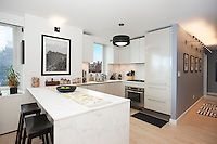 Kitchen at 322 West 57th Street