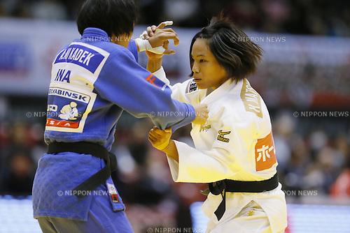 Kaori Matsumoto, (JPN), DECEMBER 5, 2015 - Judo : IJF Grand Slam Tokyo 2015 International Judo Tournament Women's -57kg pool D Match at Tokyo Metropolitan Gymnasium, Tokyo, Japan. (Photo by Yusuke Nakanishi/AFLO SPORT)