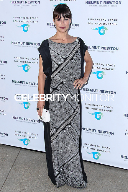 CENTURY CITY, CA - JUNE 27: Constance Zimmer attends the Helmut Newton opening night exhibit at Annenberg Space For Photography on June 27, 2013 in Century City, California. (Photo by Celebrity Monitor)