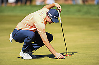 Justin Rose during the 2nd round of the Valspar Championship,Innisbrook Resort and Golf Club (Copperhead), Palm Harbor, Florida, USA. 3/9/18<br /> Picture: Golffile   Dalton Hamm<br /> <br /> <br /> All photo usage must carry mandatory copyright credit (&copy; Golffile   Dalton Hamm)