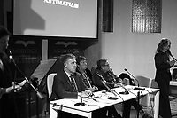 (From L to R) Nappi, Di Matteo, Resta, Lodato, Natoli.<br />