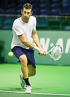 13-02-13, Tennis, Rotterdam, ABNAMROWTT, Matteo Viola