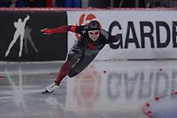 SPEEDSKATING: HAMAR: Vikingskipet, 28-02-2020, ISU World Speed Skating Championships,  Sprint, 500m Men, Laurent Dubreuil (CAN), ©photo Martin de Jong
