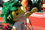 11 JUN 2010: Zakumi, the World Cup mascot. The South Africa National Team tied the Mexico National Team 1-1 at Soccer City Stadium in Johannesburg, South Africa in the opening match of the 2010 FIFA World Cup.