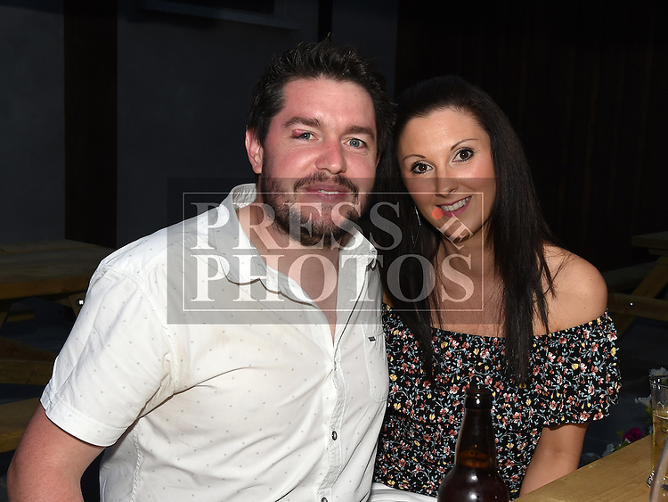 John and Emma Scully pictured in the Lime Kiln Julianstown. Photo:Colin Bell/pressphotos.ie