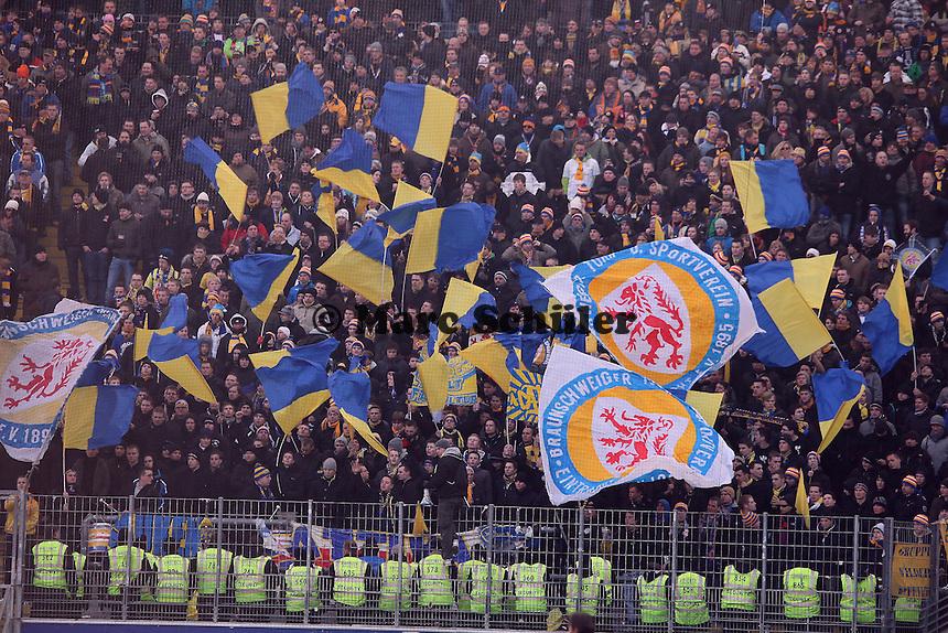 Fans aus Braunschweig