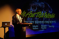 LOS ANGELES - JAN 28: Ken Kragen at the 30th Anniversary of 'We Are The World' at The GRAMMY Museum on January 28, 2015 in Los Angeles, California