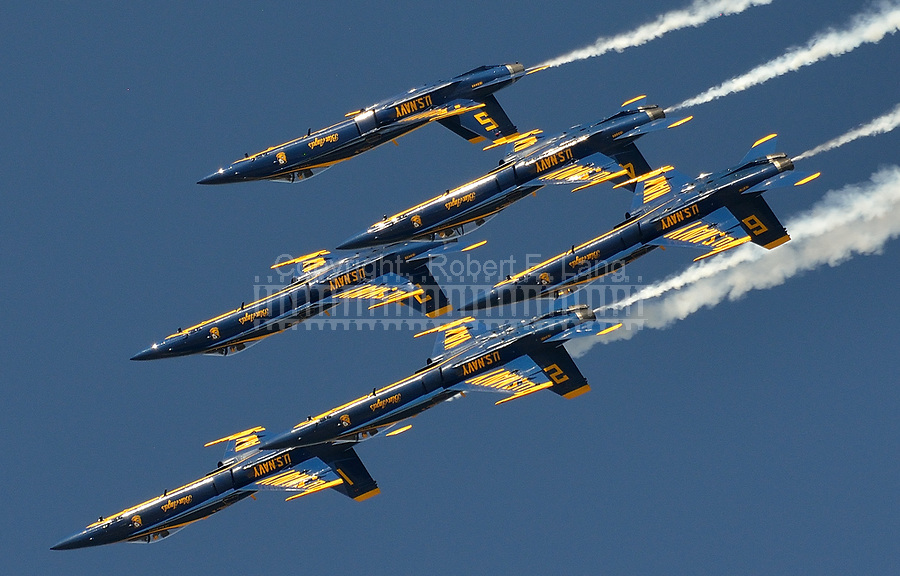 US Navy Blue Angels.  Naval Air Facility El Centro, CA 11 Mar 17.