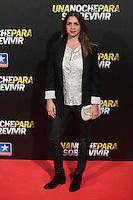 Elena Furiase attends Run All Night `Una noche para sobrevivir´ film premiere in Madrid, Spain. March 24, 2015. (ALTERPHOTOS/Victor Blanco) /NORTEphoto.com