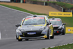 Josh Files - Team Pyro Renault Clio Cup UK