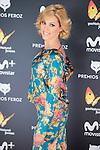 Maggie Civantos attends to the Feroz Awards 2017 in Madrid, Spain. January 23, 2017. (ALTERPHOTOS/BorjaB.Hojas)