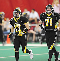 The Madison Mustangs top the Wauwatosa Spartans 17-14 in overtime to win the 2009 Ironbowl on Saturday in the Wisconsin Dells