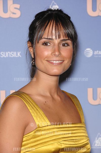 Jordana Brewster at Us Weekly Magazine's Hot Hollywood Party at Opera nightclub in Hollywood..September 27, 2007  Los Angeles, CA.Picture: Paul Smith / Featureflash