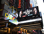 """""""Soldiers Story"""" - Theatre Marquee"""