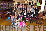 Aisling O'Connell, Lixnaw, celebrates her 30th birthday with family and friends at the Imperial Hotel on Saturday.