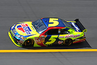 Apr 25, 2008; Talladega, AL, USA; NASCAR Sprint Cup Series driver Casey Mears during practice for the Aarons 499 at Talladega Superspeedway. Mandatory Credit: Mark J. Rebilas-US PRESSWIRE