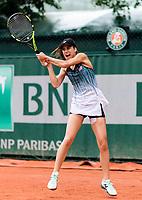 SORANA CIRSTEA (ROU)<br /> <br /> TENNIS - FRENCH OPEN - ROLAND GARROS - ATP - WTA - ITF - GRAND SLAM - CHAMPIONSHIPS - PARIS - FRANCE - 2018  <br /> <br /> <br /> <br /> &copy; TENNIS PHOTO NETWORK