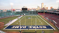 11.21.15 ND vs BC Fenway Park