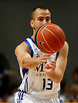 Real Madrid's Sergio Rodriguez during ACB match.September 30,2010. (ALTERPHOTOS/Acero)