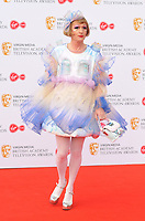Grayson Perry at the British Academy (BAFTA) Television Awards 2019, Royal Festival Hall, Southbank Centre, Belvedere Road, London, England, UK, on Sunday 12th May 2019.<br /> CAP/CAN<br /> &copy;CAN/Capital Pictures