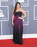 Hillary Scott of Lady Antebellum attends The 54th Annual GRAMMY Awards held at The Staples Center in Los Angeles, California on February 12,2012                                                                               © 2012 DVS / Hollywood Press Agency