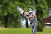 Shane Connor (East Cork) during the final round of the Connacht Boys Amateur Championship, Oughterard Golf Club, Oughterard, Co. Galway, Ireland. 05/07/2019<br /> Picture: Golffile | Fran Caffrey<br /> <br /> <br /> All photo usage must carry mandatory copyright credit (© Golffile | Fran Caffrey)