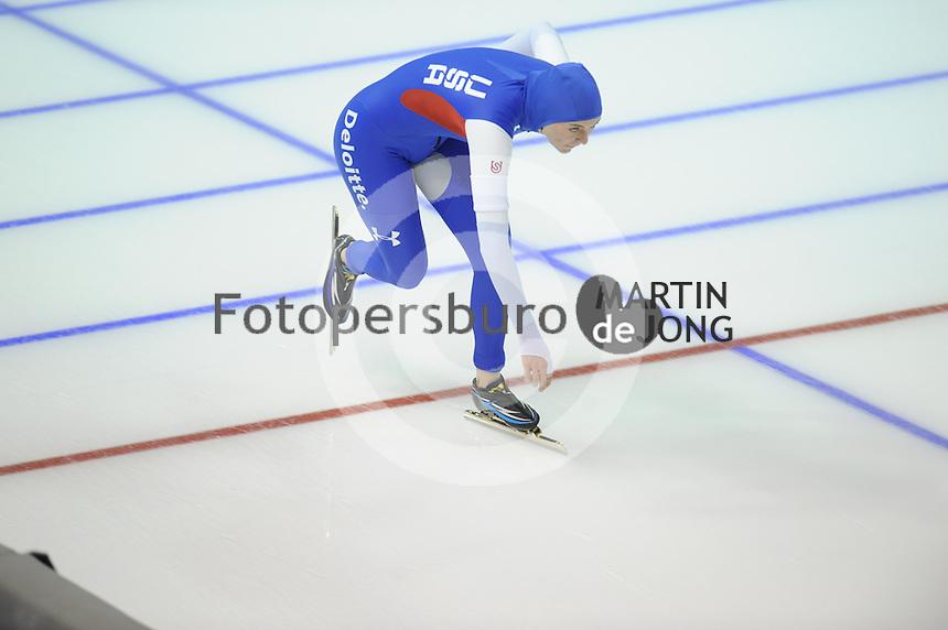 SPEEDSKATING: CALGARY: Olympic Oval, 07-03-2015, ISU World Championships Allround, Heather Richardson (USA), ©foto Martin de Jong
