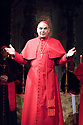 The Last Confession by Roger Crane ,directed by David Jones. With David Suchet as Cardinal Giovanni Benelli. Opens at the Theatre Royal Haymarket on 2/7/07   CREDIT Geraint Lewis