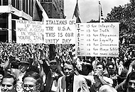 Manhattan, New York City, NY, June 29th, 1970.<br />