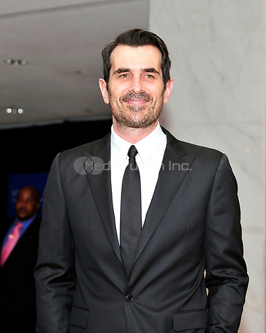 Ty Burrell arrives for the 2013 White House Correspondents Association Annual Dinner at the Washington Hilton Hotel on Saturday, April 27, 2013.<br /> Credit: Ron Sachs / CNP<br /> (RESTRICTION: NO New York or New Jersey Newspapers or newspapers within a 75 mile radius of New York City) /MediaPunch