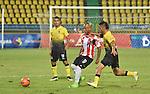 Alianza Petrolera venció 2-1 como visitante a Atlético Junior. Fecha 4 Liga Águila I-2017.