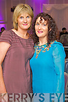 Pictured at the Fashion Show in the Kenmare Bay Hotel on Saturday, from left: Sally Sweeney (Kenmare) and Mary Kennedy (Dingle).