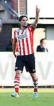Nederland, Rotterdam, 15 mei 2014<br /> Jupiler Play-Offs<br /> Finale<br /> Sparta-FC Dordrecht (2-2)<br /> Invaller Jaime Bruinier van Sparta juicht nadat hij een doelpunt heeft gemaakt.