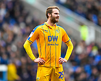 Nick Powell of Wigan Athletic during Reading vs Wigan Athletic, Sky Bet EFL Championship Football at the Madejski Stadium on 9th March 2019
