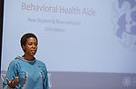 Behavioral Health Associate Class at Alaska Native Tribal Health Consortium August 16, 2017.
