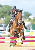 2011 CCI***  Hartpury NAF (show-jumping) Intl Horse Trials