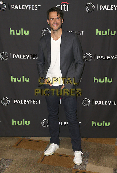 26 March 2017 - Hollywood, California - Cheyenne Jackson. The Paley Center For Media's 34th Annual PaleyFest Los Angeles - &quot;American Horror Story: Roanoke&quot;  held at the Dolby Theatre. <br /> CAP/ADM<br /> &copy;ADM/Capital Pictures