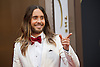Jared Leto<br /> 86TH OSCARS<br /> The Annual Academy Awards at the Dolby Theatre, Hollywood, Los Angeles<br /> Mandatory Photo Credit: &copy;Dias/Newspix International<br /> <br /> **ALL FEES PAYABLE TO: &quot;NEWSPIX INTERNATIONAL&quot;**<br /> <br /> PHOTO CREDIT MANDATORY!!: NEWSPIX INTERNATIONAL(Failure to credit will incur a surcharge of 100% of reproduction fees)<br /> <br /> IMMEDIATE CONFIRMATION OF USAGE REQUIRED:<br /> Newspix International, 31 Chinnery Hill, Bishop's Stortford, ENGLAND CM23 3PS<br /> Tel:+441279 324672  ; Fax: +441279656877<br /> Mobile:  0777568 1153<br /> e-mail: info@newspixinternational.co.uk