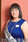 The 2010 Kerry entrants for the Rose of Tralee Tara McCoy (Ulster Bank, Tralee).
