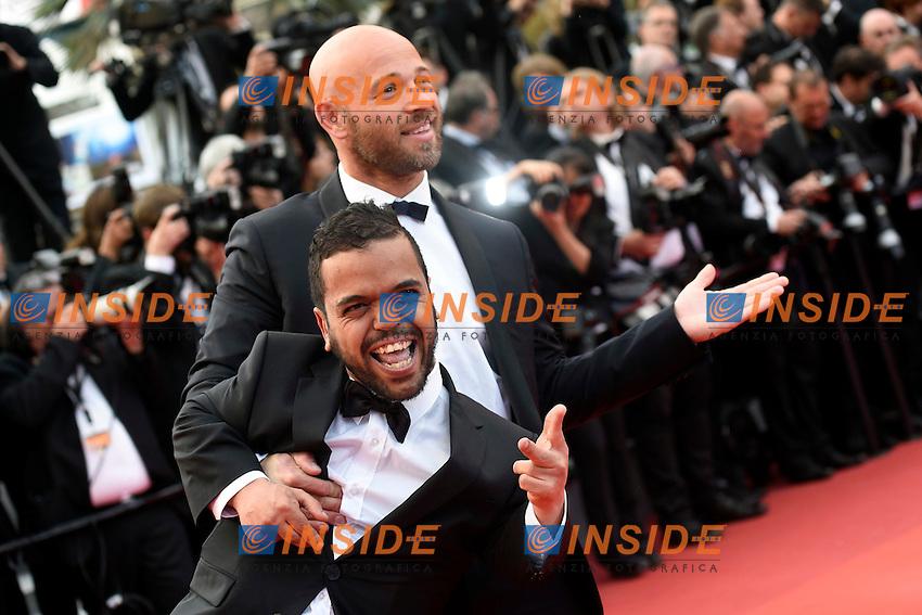 Franck Gastambide<br /> Festival di Cannes 2016 <br /> Foto Panoramic / Insidefoto