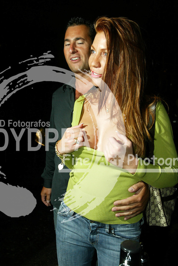 LONDON <br /> PICTURES BY: ROB KEARNEY/EAGLEPRESS<br /> PLEASE CREDIT ALL USES<br /> ----------------------------------<br /> NATALIE TURNER AND BOYFRIEND LEAVING KABARET CLUB<br /> ----------------------------------<br /> CONTACT:  JAVIER MATEO <br /> 16 NORTH POLE ROAD<br /> LONDON W10 6QL<br /> MOBILE: +44 778651 4443<br /> EMAIL: photos@eaglephoto.co.uk