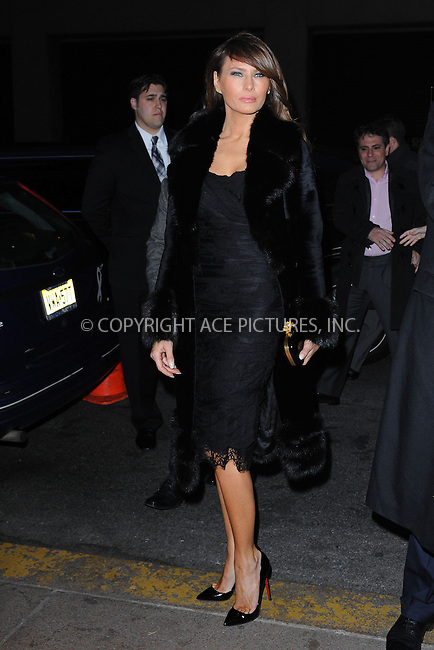 WWW.ACEPIXS.COM . . . . . .March 14, 2013...New York City....Melania Trump attends the The New York Observers 25th Anniversary hosted by publisher, Jared Kushner  at The Four Seasons Restaurant on March 14, 2013 in New York City ....Please byline: KRISTIN CALLAHAN - ACEPIXS.COM.. . . . . . ..Ace Pictures, Inc: ..tel: (212) 243 8787 or (646) 769 0430..e-mail: info@acepixs.com..web: http://www.acepixs.com .