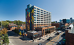 The Graduate Hotel Columbus | Whiting-Turner Construction | Meyers Architects