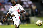 09 July 2006: Claude Makelele (FRA). Italy tied France 1-1 in overtime at the Olympiastadion in Berlin, Germany in match 64, the championship game, of the 2006 FIFA World Cup Finals. Italy won the World Cup by defeating France 5-3 on penalty kicks.