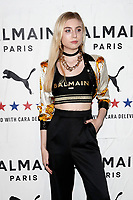 LOS ANGELES - NOV 21:  Grace Wethor at the 'PUMA x Balmain- created with Cara Delevingne' LA Launch Event at the Milk Studios on November 21, 2019 in Los Angeles, CA