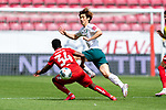 Ridle Baku (FSV Mainz 05 #34), Yuya Osako (Werder Bremen #08)<br /> <br /> <br /> Sport: nphgm001: Fussball: 1. Bundesliga: Saison 19/20: 33. Spieltag: 1. FSV Mainz 05 vs SV Werder Bremen 20.06.2020<br /> <br /> Foto: gumzmedia/nordphoto/POOL <br /> <br /> DFL regulations prohibit any use of photographs as image sequences and/or quasi-video.<br /> EDITORIAL USE ONLY<br /> National and international News-Agencies OUT.