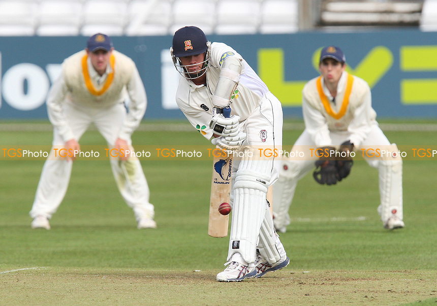 Mark Pettini in batting action for Essex - Essex CCC vs Leeds/Bradford UCCE - Friendly Match at the Ford County Ground, Chelmsford - 03/04/10 - MANDATORY CREDIT: Gavin Ellis/TGSPHOTO - Self billing applies where appropriate - Tel: 0845 094 6026