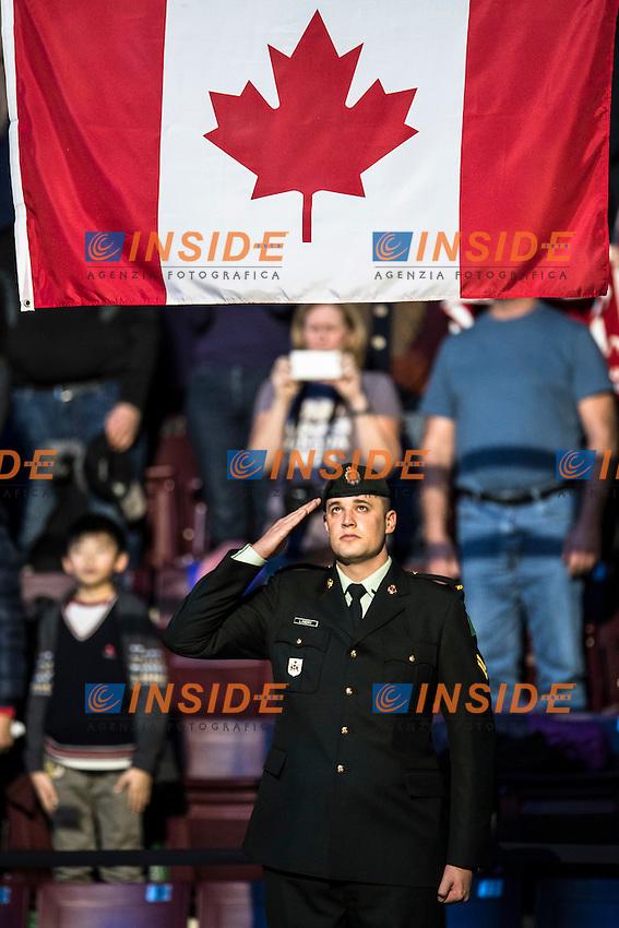 Flag Canada <br /> Men's 50m Butterfly <br /> 13th Fina World Swimming Championships 25m <br /> Windsor  Dec. 10th, 2016 - Day05 Final<br /> WFCU Centre - Windsor Ontario Canada CAN <br /> 20161210 WFCU Centre - Windsor Ontario Canada CAN <br /> Photo &copy; Giorgio Scala/Deepbluemedia/Insidefoto