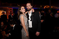 BEVERLY HILLS - JANUARY 6: Keri Russell and Matthew Rhys attend the 2019 Fox Nominee Party for the 76th Annual Golden Globe Awards at the Fox Terrace on the Roof Deck of the Beverly Hilton on January 6, 2019, in Beverly Hills, California. (Photo by Frank Micelotta/Fox/PictureGroup)