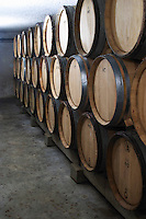 barrel aging cellar dom h & g buisson st romain cote de beaune burgundy france